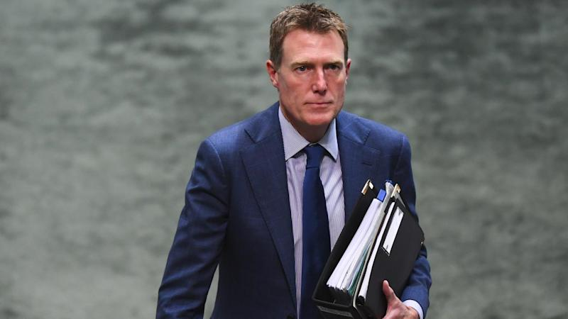 Christian Porter says other institutions will be protected under a redrafted religious freedom bill