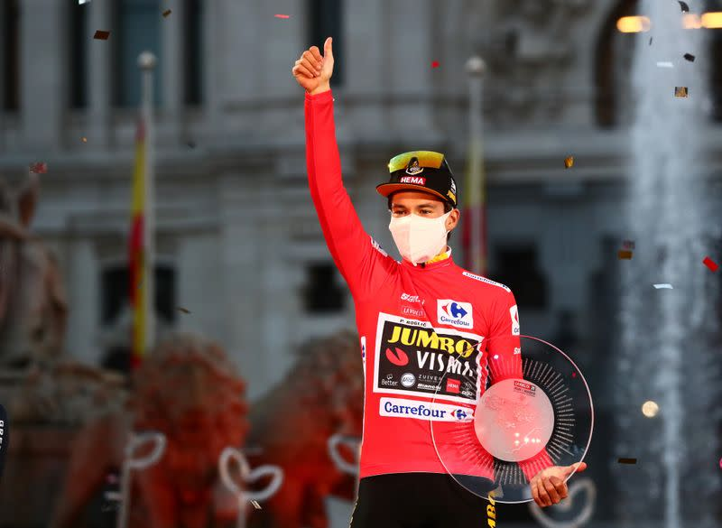 FILE PHOTO: Vuelta a Espana