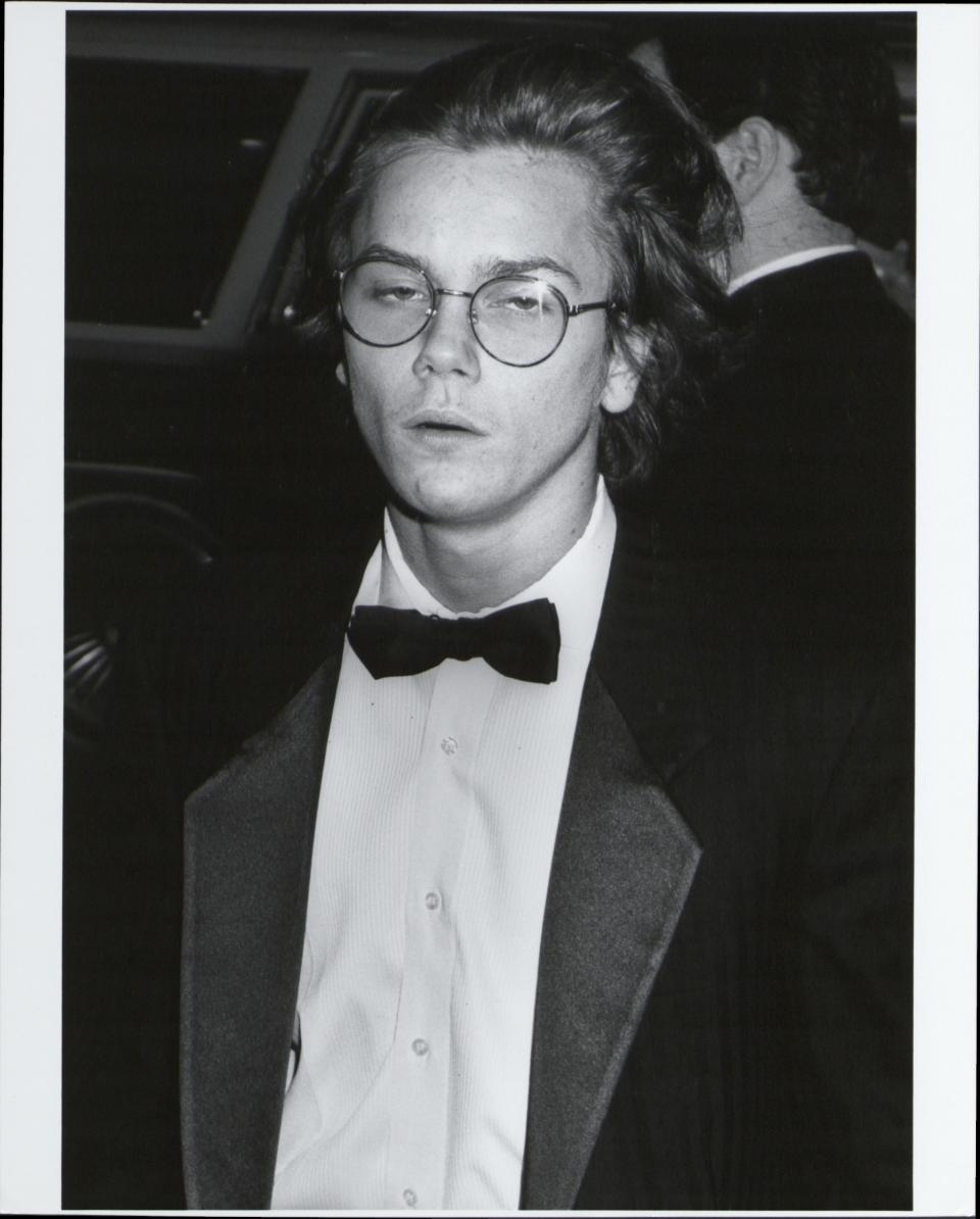 Actor River Phoenix, circa 1990. (Photo by The LIFE Picture Collection via Getty Images)