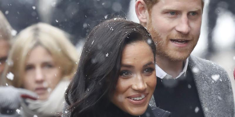 The major clue Meghan and Harry don't plan to live in the UK anymore