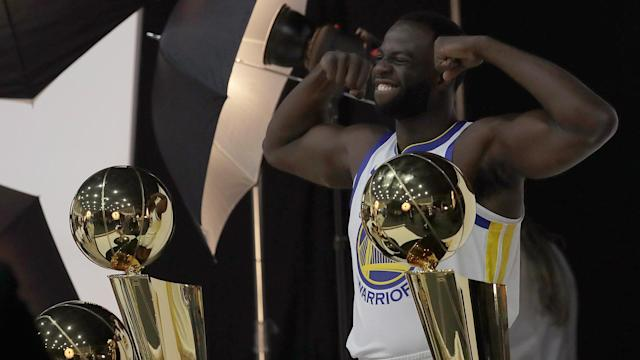 <p>Should Draymond Green play Friday against the Lakers at SAP Center, his minutes will be limited.</p>