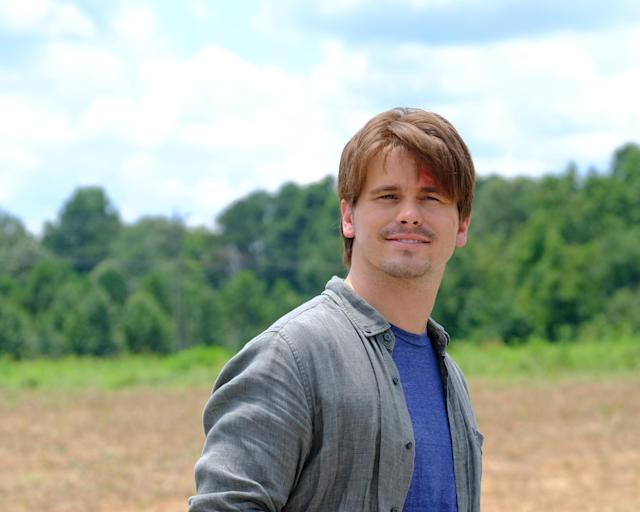 Jason Ritter as Kevin Finn in <em>Kevin (Probably) Saves the World</em>. (Photo: Guy D'Alema/ABC)