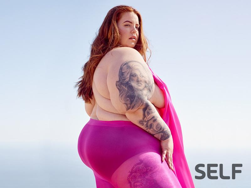 Tess Holliday's Health Is None of Your Business
