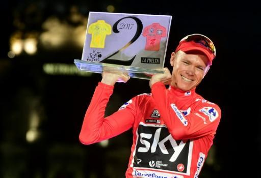 Froome says Grand Tour treble 'not impossible'