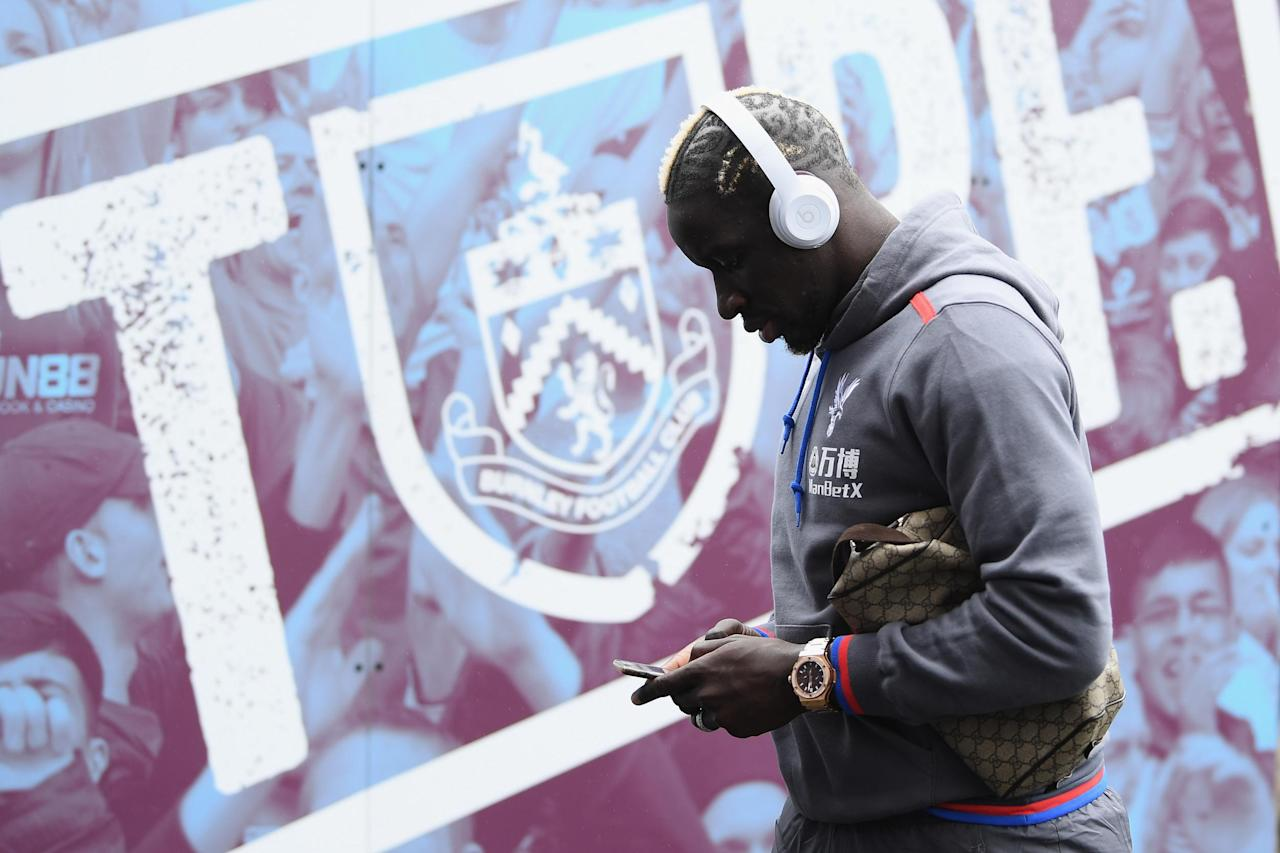 Mamadou Sakho can guide Crystal Palace away from relegation zone, says Roy Hodgson