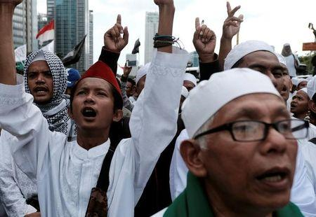 Jakarta rejects incumbent governor, early results show