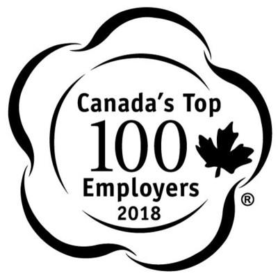 The national competition determines which employers lead their industries in offering exceptional workplaces for their employees. (CNW Group/Accenture)