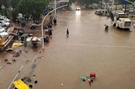 At least 12 people have died in the floods