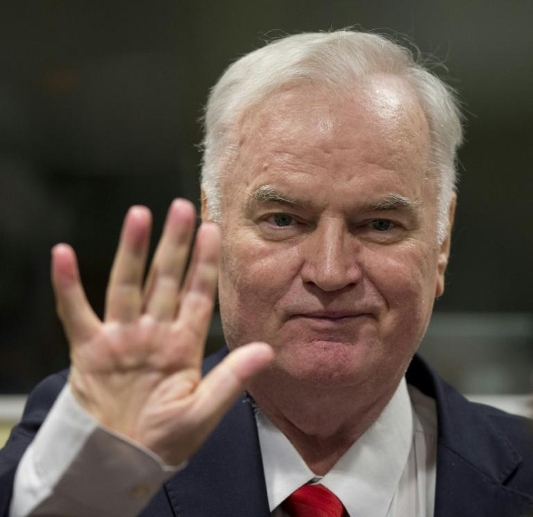 Mladic: ruthless Serb crusader dubbed the 'epitome of evil'