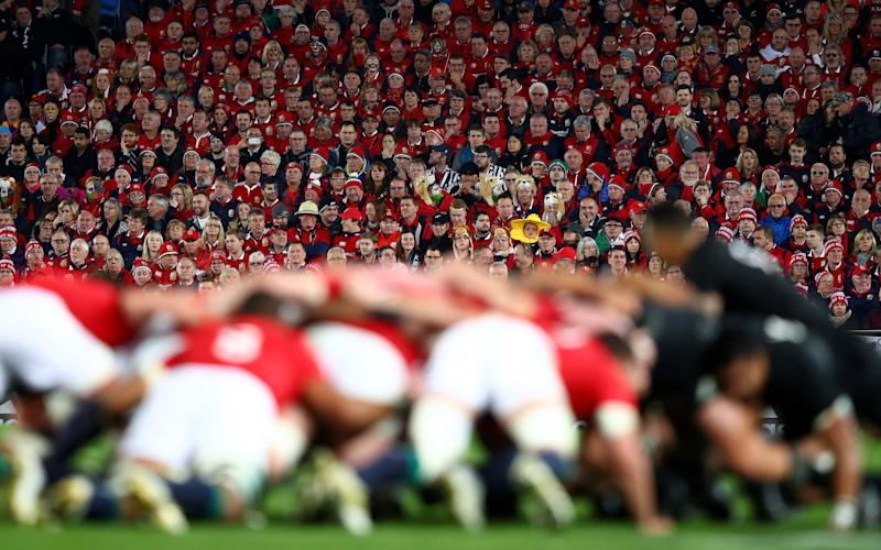 Lions - Getty Images Sport