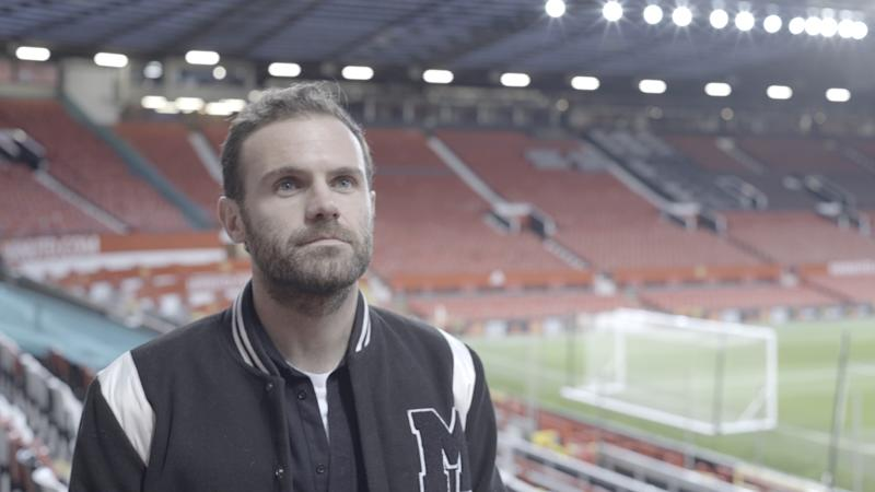 Juan Mata is starring in Amazon Prime docuseries Players Abroad and talks about his life in Manchester