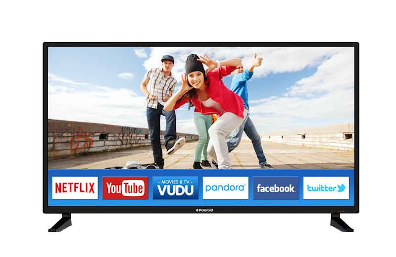 Get Netflix, YouTube, Facebook, and more built-in. (Photo: Walmart)