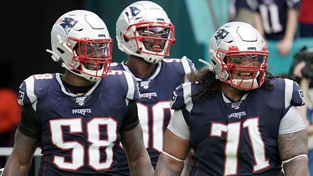 Danny Shelton Has Fitting Reaction To Jamie Collins' Display Of Freakish Athleticism