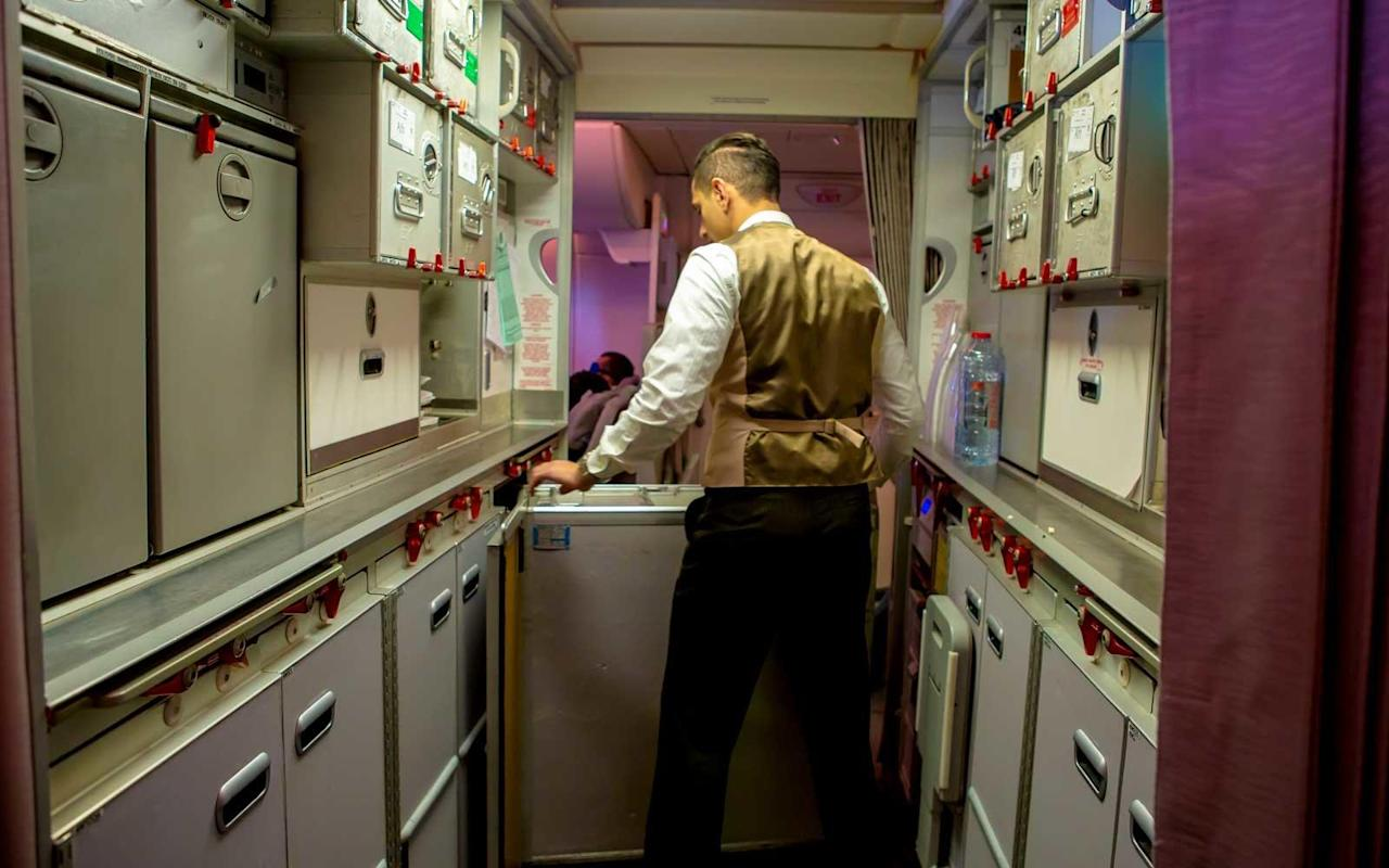 An Inside Look at a Day in the Life of an Emirates Flight Attendant