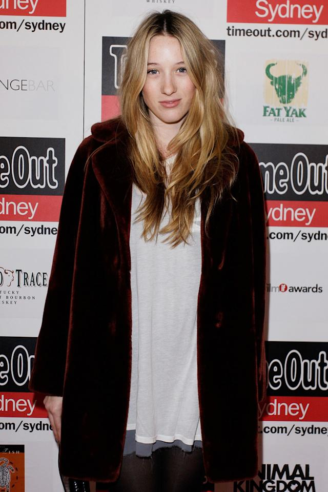"<a href=""http://movies.yahoo.com/movie/contributor/1809563490"">Sophie Lowe</a>, 20, is an Australian actress who is virtually unknown in the United States. Down under, she's known for her work in the movies ""Beautiful Kate,"" and ""Road Kill.""    Another Australian, Sarah Snook, is also being considered. She's little-known in the U.S., but will star next year in the erotic thriller ""Sleeping Beauty,"" which, coincidentally, co-stars <a href=""http://movies.yahoo.com/movie/contributor/1808438209"">Emily Browning</a>, another actress who was once being considered for the role of Salander."