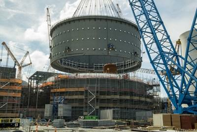 Significant progress continues at Georgia Power's Vogtle 3 & 4 project