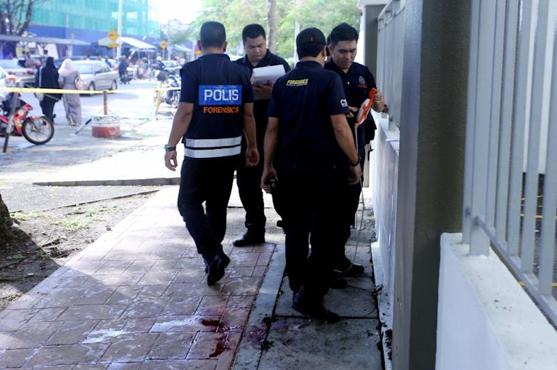 Malaysia releases photo of 1 assailant in Palestinian murder