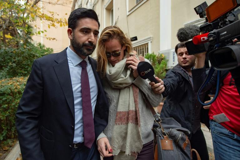 Authorities have barred Le Mesurier's wife, Emma Hedvig Christina Winberg, from leaving Turkey until the investigation has been completed