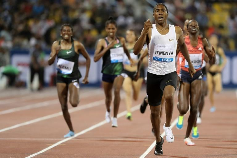 Semenya faces a battle at CAS to overturn new rules