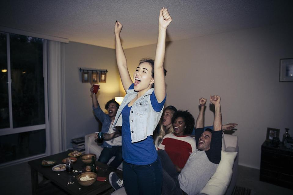<p>Maybe even have an Olympics-themed party!</p>