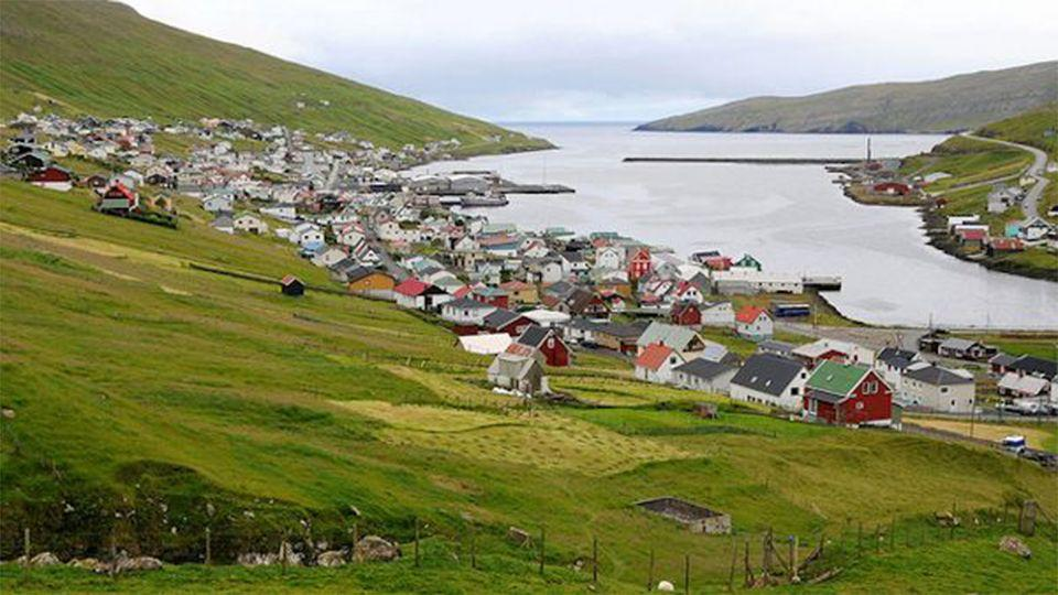 The men of Faroe Islands have turned to Asian countries to find love. Source: AP