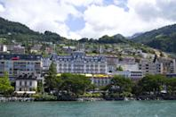 <p>The Swiss lakeside city of Geneva is the country's second city to make it into the top ten, coming in at number eight. It's a global financial centre, home to numerous multinational companies as well as the headquarters of the United Nations. (Rex)</p>