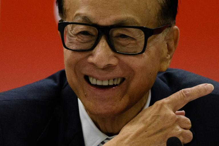 Li Ka-shing Has Already Left China Behind