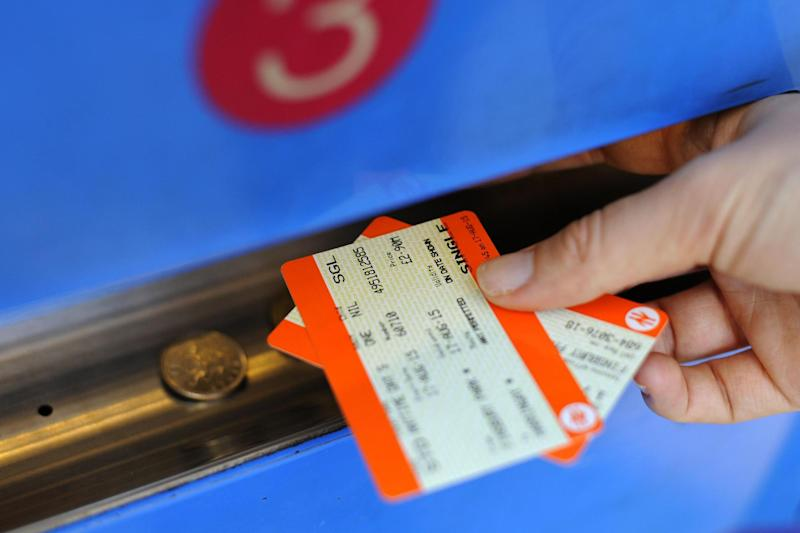 Fares: Passengers will enjoy advanced booking discounts on the day of travel: PA
