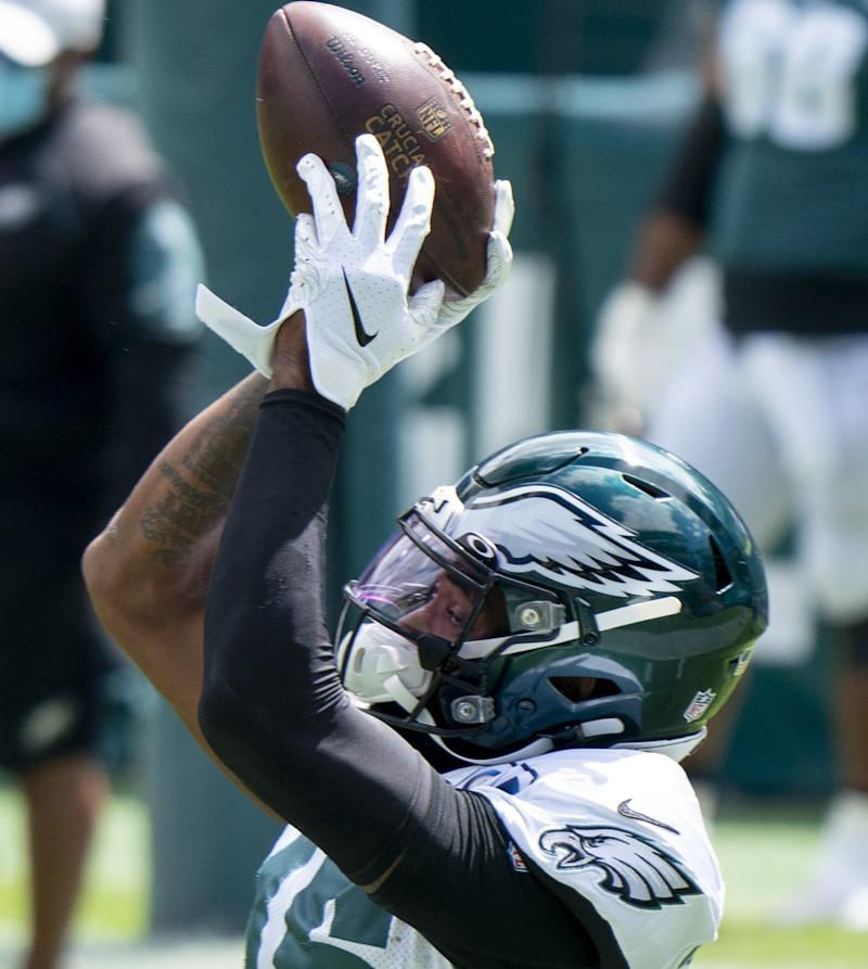 Report: Eagles to sign CB Michael Jacquet to practice squad
