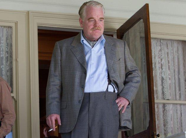 "<div class=""cptn"">Philip Seymour Hoffman, ""The Master""</div>"
