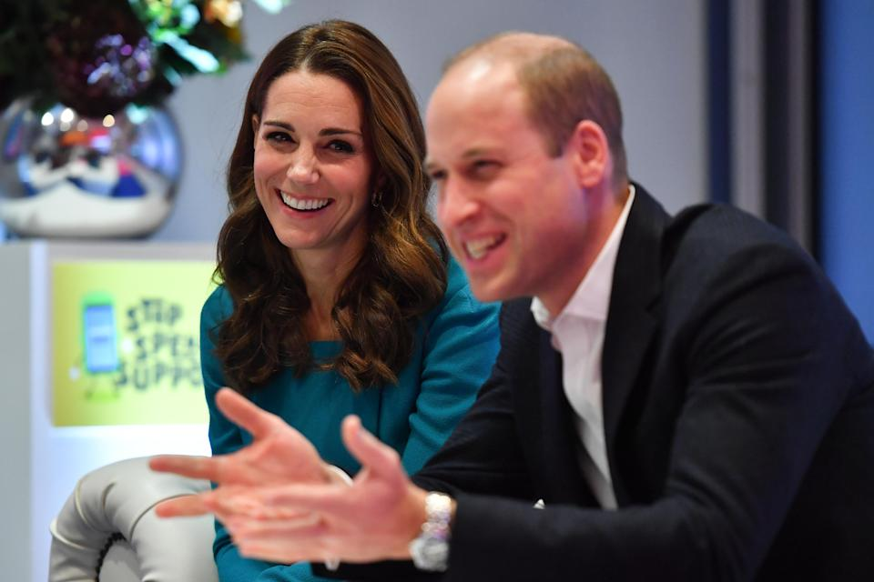 Kate and William are spending Christmas at Sandringham, according to reports (Photo: Getty)