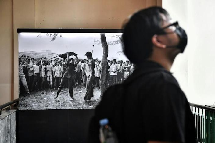 Officially, 46 protesters were killed during the Thammasat University massacre on october 6, 1976, though survivors believe the true toll was more than 100