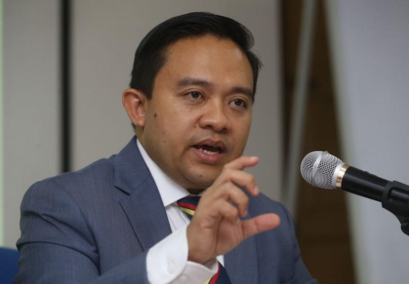 Wan Saiful said many borrowers were genuine in their desire to repay their study loans, but simply lacked the financial means. — Picture by Zuraneeza Zulkifli