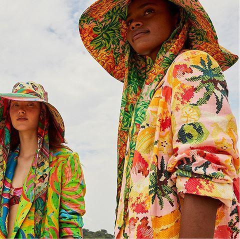 """<p>Here's a brand that's truly delightful. Go to FARM Rio any time you need extra color and vibrancy in your life. Their dresses, jumpsuits, blazers, and sarongs—made from tons of mixed and matched tropical-inspired prints—will truly make you smile. Also, for every purchase, FARM Rio plants a tree. :)</p><p><a class=""""link rapid-noclick-resp"""" href=""""https://go.redirectingat.com?id=74968X1596630&url=https%3A%2F%2Fwww.farmrio.com%2F&sref=https%3A%2F%2Fwww.cosmopolitan.com%2Fstyle-beauty%2Ffashion%2Fg33313363%2Flatina-owned-businesses-to-shop%2F"""" rel=""""nofollow noopener"""" target=""""_blank"""" data-ylk=""""slk:SHOP NOW"""">SHOP NOW</a></p><p><a href=""""https://www.instagram.com/p/CCHY8QLnAvx/"""" rel=""""nofollow noopener"""" target=""""_blank"""" data-ylk=""""slk:See the original post on Instagram"""" class=""""link rapid-noclick-resp"""">See the original post on Instagram</a></p>"""