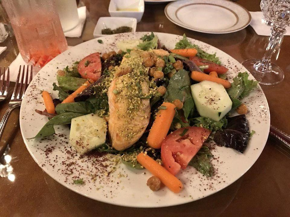 "<p><strong><a href=""https://www.yelp.com/biz/promise-land-cafe-portland-2"" rel=""nofollow noopener"" target=""_blank"" data-ylk=""slk:Promise Land Cafe"" class=""link rapid-noclick-resp"">Promise Land Cafe</a>, Portland</strong></p><p>""This place was SO delicious. Service was fast and the woman who waited on us was so excited to see us. This is clearly a family operation and the folks who run the restaurant are really dedicated to providing amazing food and service."" — Yelp user <a href=""https://www.yelp.com/user_details?userid=Hv3Y6svE6Sm7bccty0Ox6g"" rel=""nofollow noopener"" target=""_blank"" data-ylk=""slk:Dem R."" class=""link rapid-noclick-resp"">Dem R.</a></p><p>Photo: Yelp/<a href=""https://www.yelp.com/user_details?userid=V8dIZRBdBRAyhxnrj0TIBw"" rel=""nofollow noopener"" target=""_blank"" data-ylk=""slk:Bryce A."" class=""link rapid-noclick-resp"">Bryce A.</a></p>"