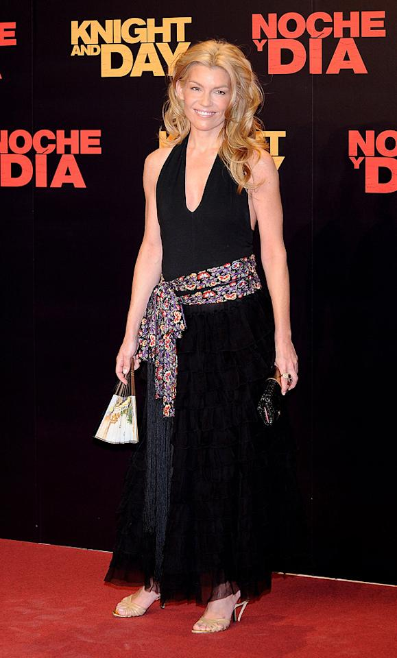 """Patricia Rato at the Spanish premiere of <a href=""""http://movies.yahoo.com/movie/1810115368/info"""">Knight and Day</a> - 06/16/2010"""