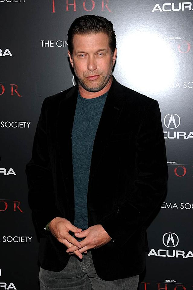 "Stephen Baldwin turns 45 Dimitrios Kambouris/<a href=""http://www.wireimage.com"" target=""new"">WireImage.com</a> - April 28, 2011"