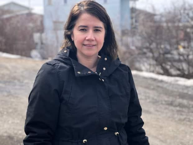 MLA Lesa Semmler says nurses are leaving their permanent positions for more transient ones in the territory so they can have the same benefits. (Mackenzie Scott/CBC - image credit)