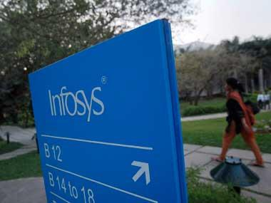 As profits shrink, Infosys plans to boost growth by renewing its focus on digital services