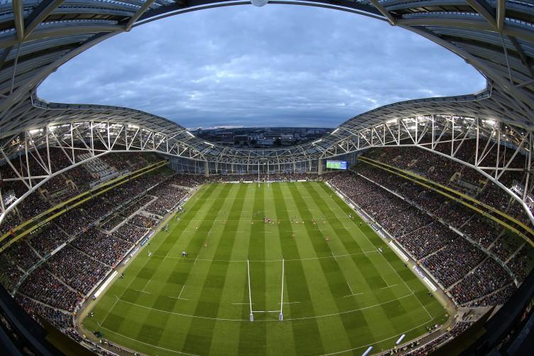 Leinster v Munster confirmed for the Aviva