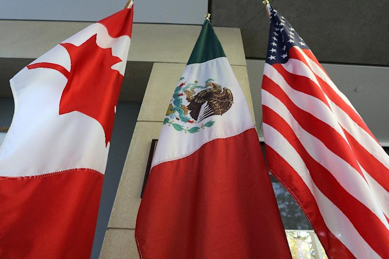 Trump Hails Most Important Ever Us Canada Mexico Trade Pact