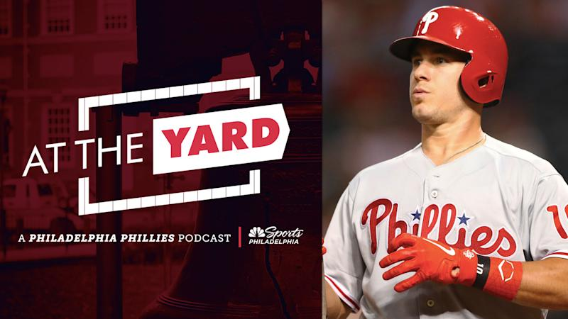 At the Yard podcast: There's more to J.T. Realmuto's arbitration case than meets the eye