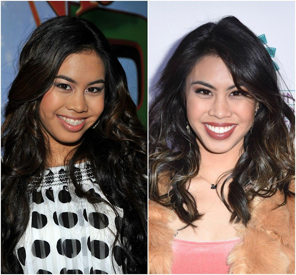 """<p>Lulu from <em>True Jackson, VP</em> played Brandon's edgy musician lover Lou on <em>The Fosters</em> from 2014-2016. In 2018, Ashley worked on two shows — <em>Liberty Crossing</em> and <em>Adopted</em> — and co-starred with fellow Nickelodeon alumni Drake Bell and Jerry Trainor in the mystery film <em>Cover Versions</em>.</p><p>In 2019, she was in <em><a href=""""https://variety.com/2019/film/reviews/snatchers-review-1203160948/"""" rel=""""nofollow noopener"""" target=""""_blank"""" data-ylk=""""slk:Snatchers"""" class=""""link rapid-noclick-resp"""">Snatchers</a></em>, a comedy/horror/sci-fi hybrid film.<br></p>"""