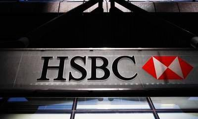 HSBC Sees Pre-Tax Profit Drop 12% To £7.3bn