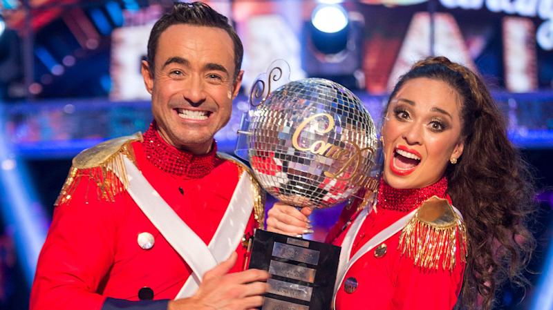 Over 13 million people tuned in to see Joe McFadden win 'Strictly Come Dancing' on Saturday (17 December) night.