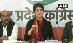 UP: Priyanka Gandhi to lead Congress movement on farmers' issue