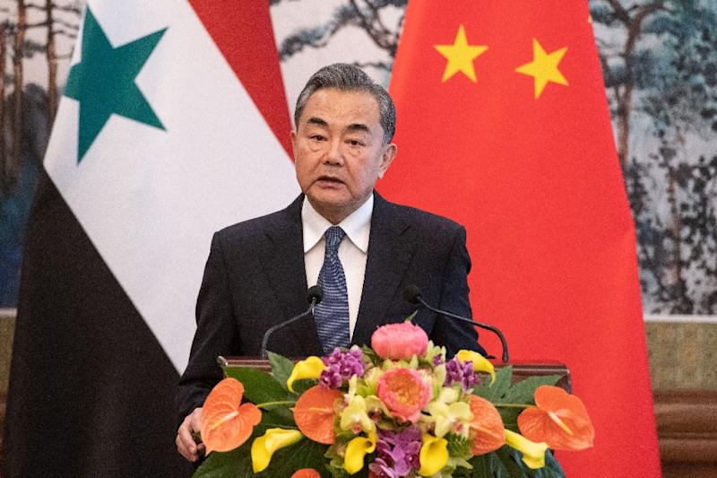 Chinese Foreign Minister Wang Yi urged Tehran to not abandon the nuclear agreement 'so easily'