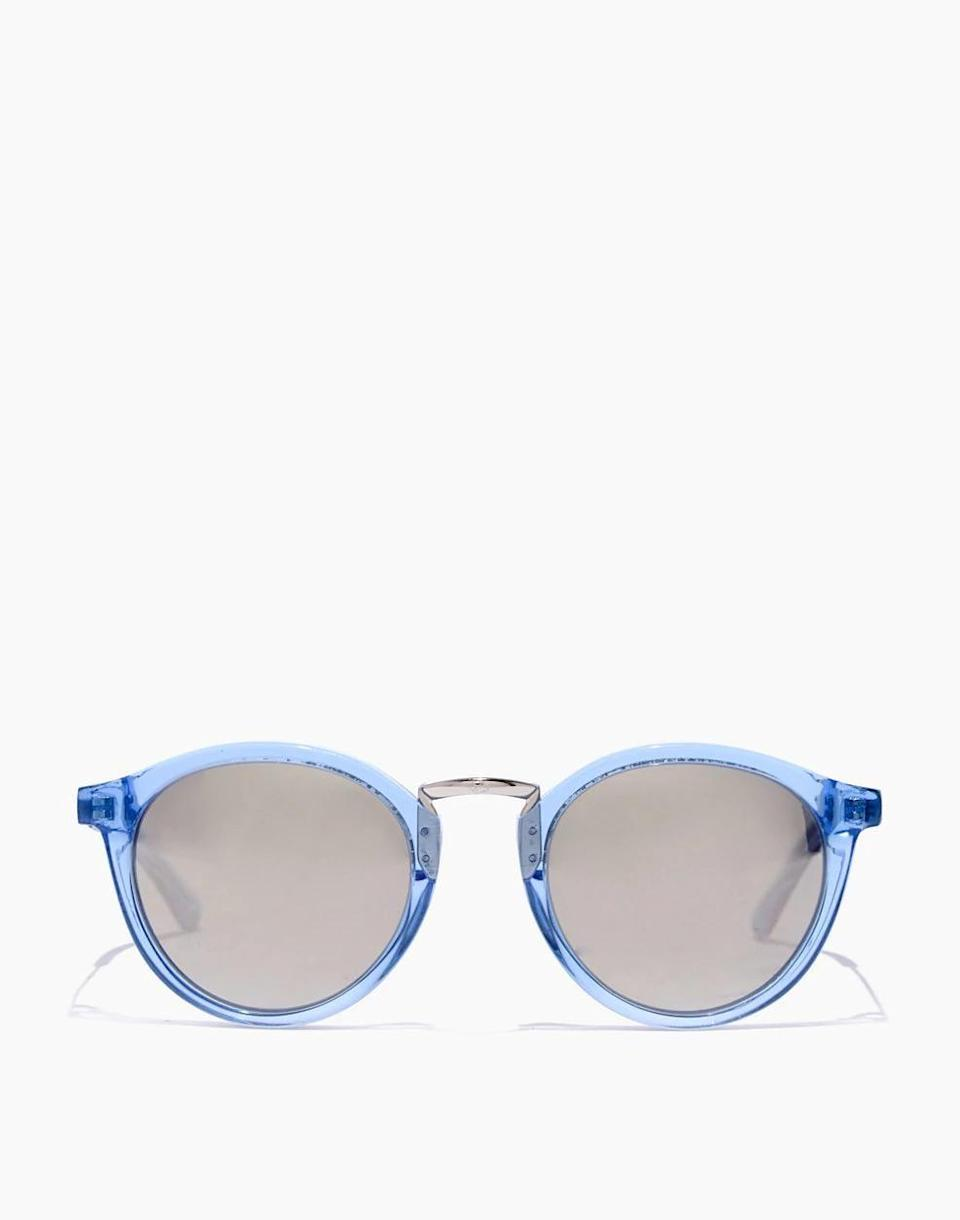 These retro-cool frames come in a flattering rounded shape and at an affordable price.