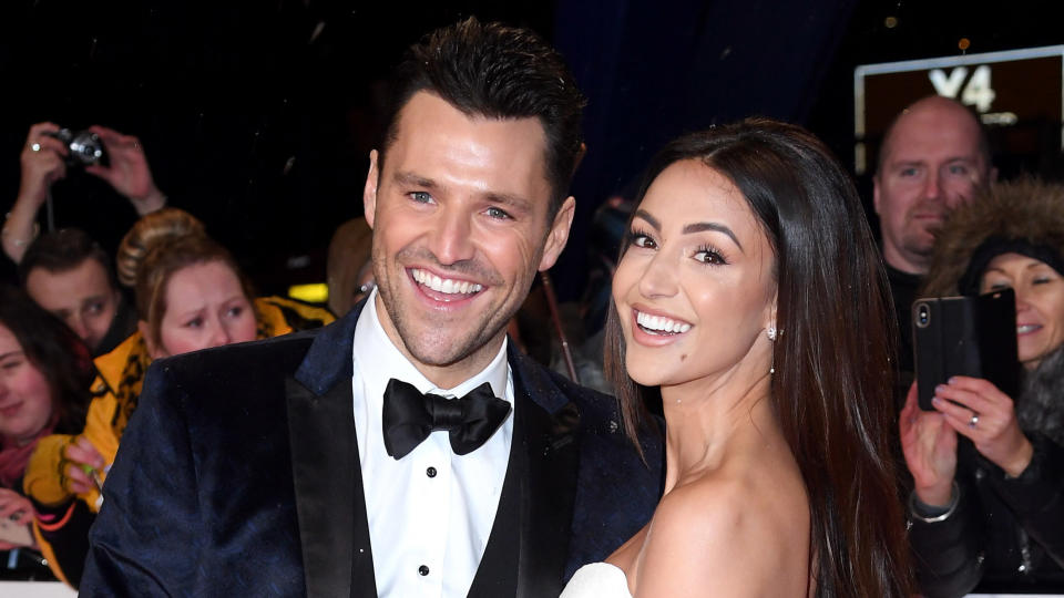 Mark Wright and Michelle Keegan have both travelled all over the world with their careers in television. (Karwai Tang/WireImage)