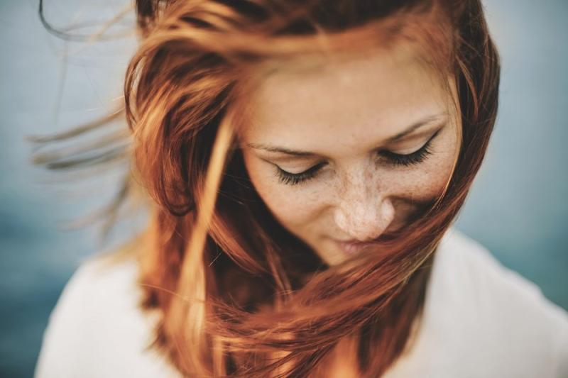 """""""Ginger beer hair"""" is the autumn-themed color taking over your Instagram feed"""